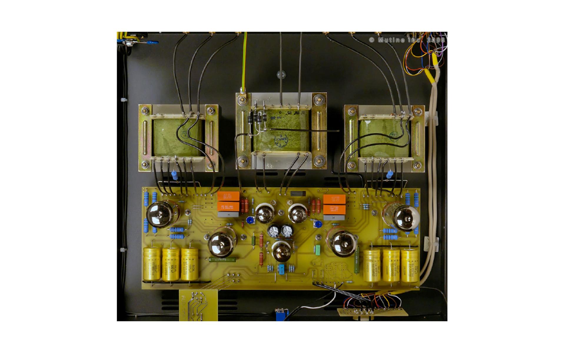 Audiomat | Röhren Vollverstärker | Arpege Reference 10