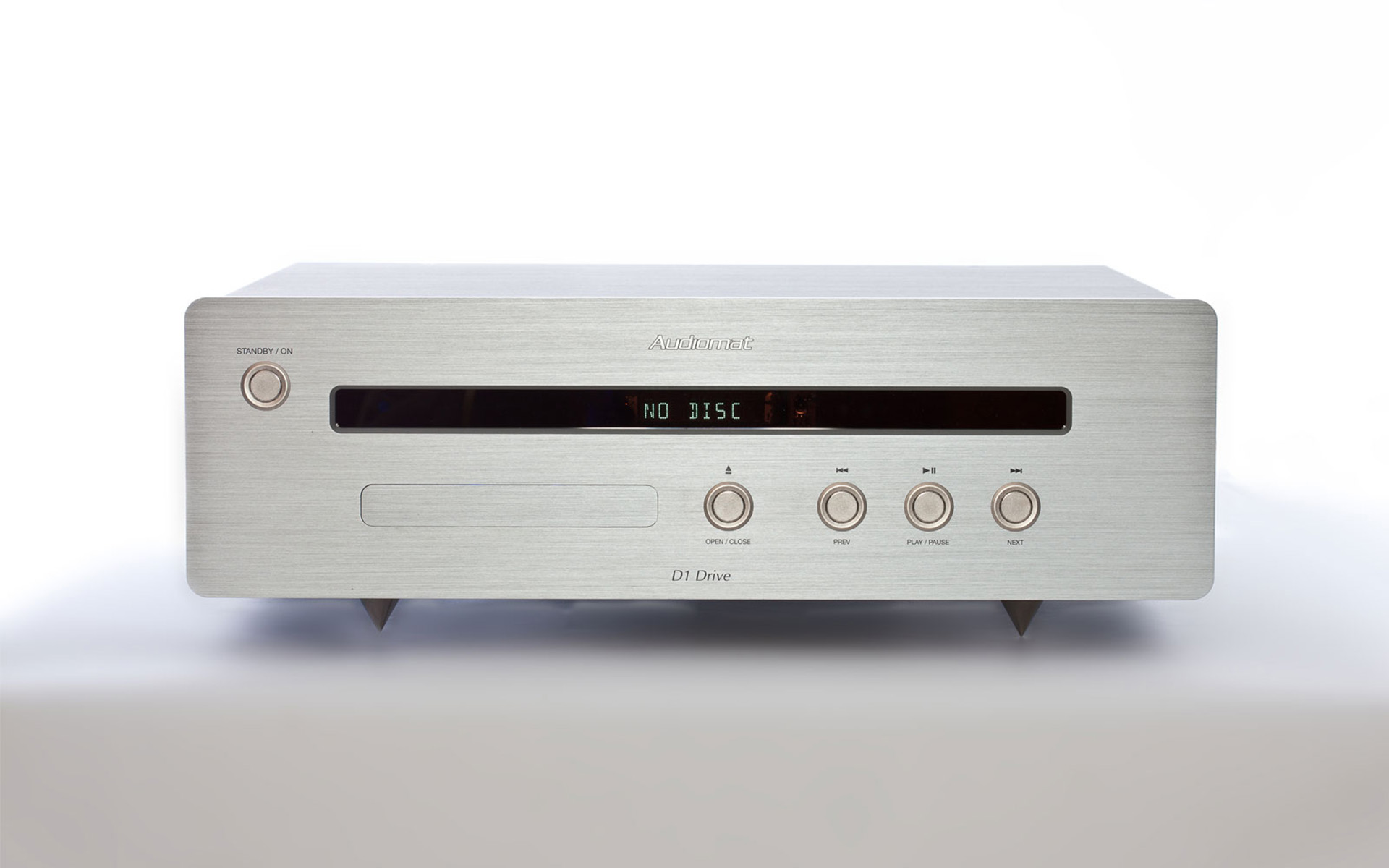 Audiomat | CD Player | D1 DRIVE