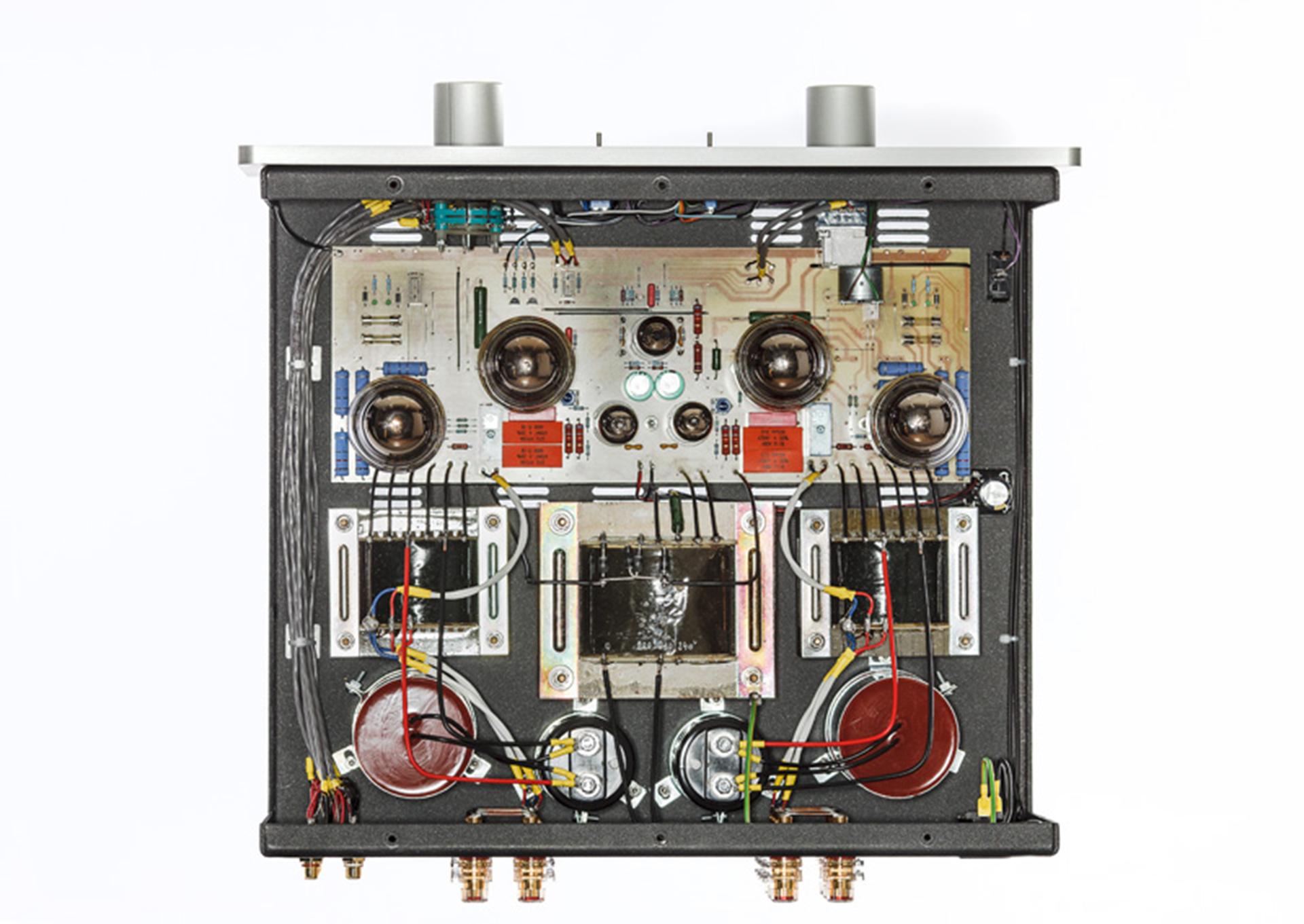 Audiomat | Röhren Vollverstärker | Solfege Reference 20
