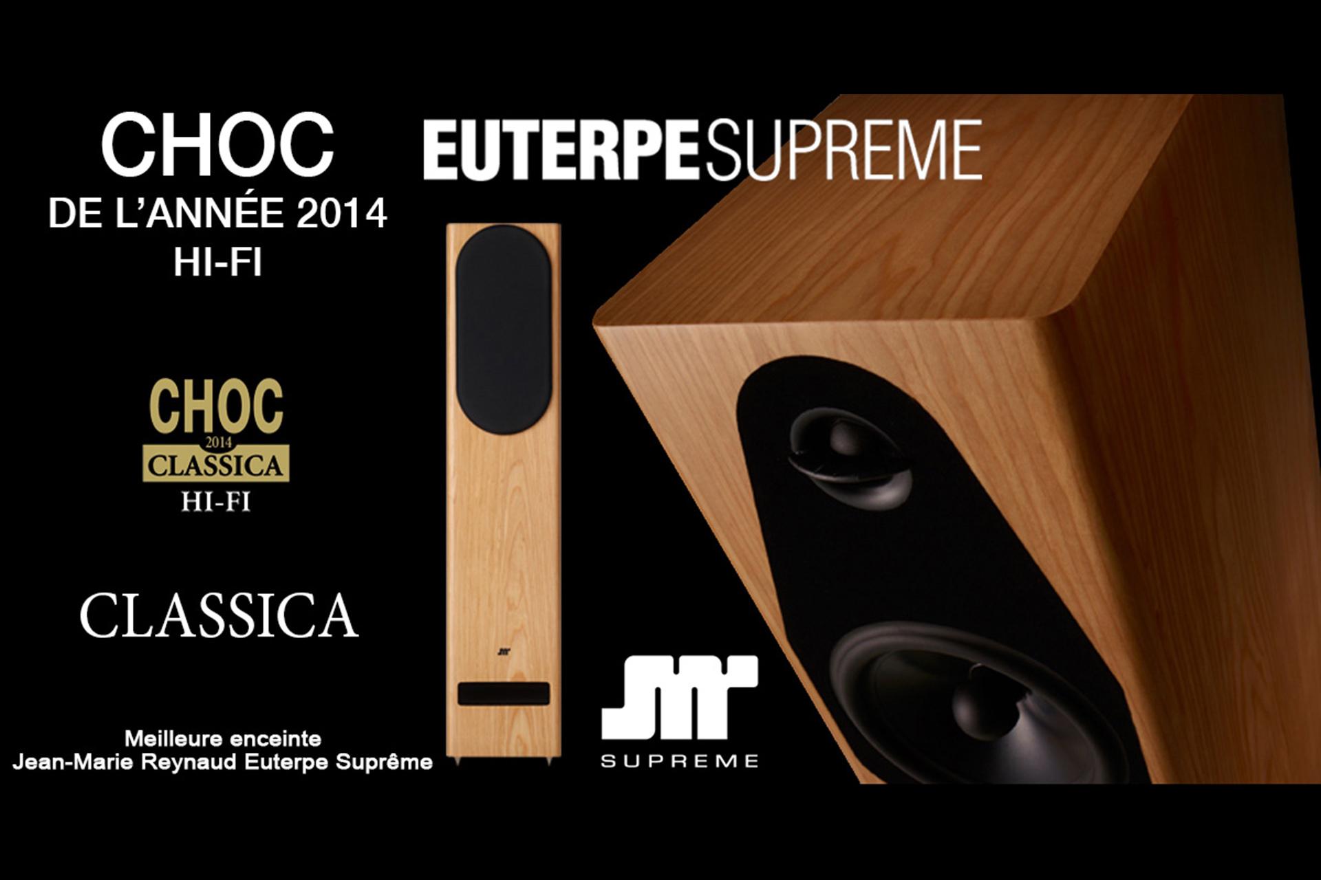 JMR | Lautsprecher | Euterpe Supreme