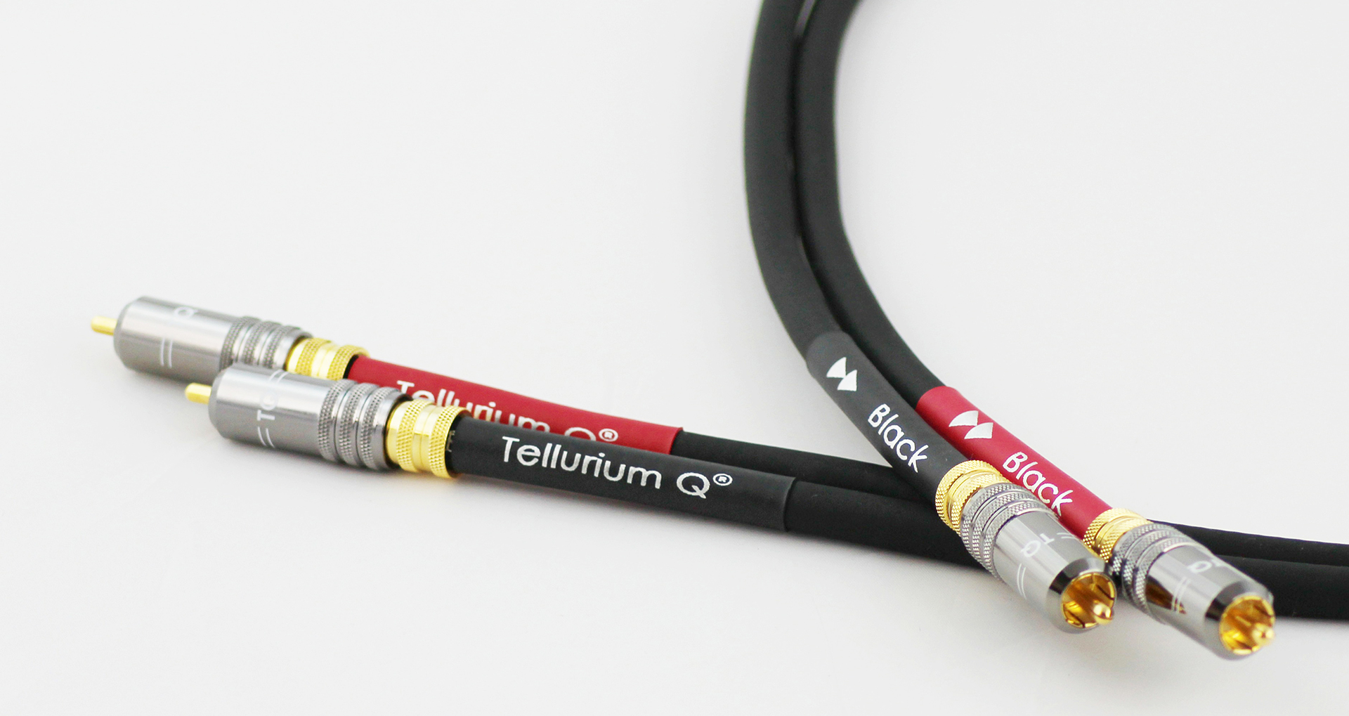 Tellurium Q | Black | Interconnect RCA