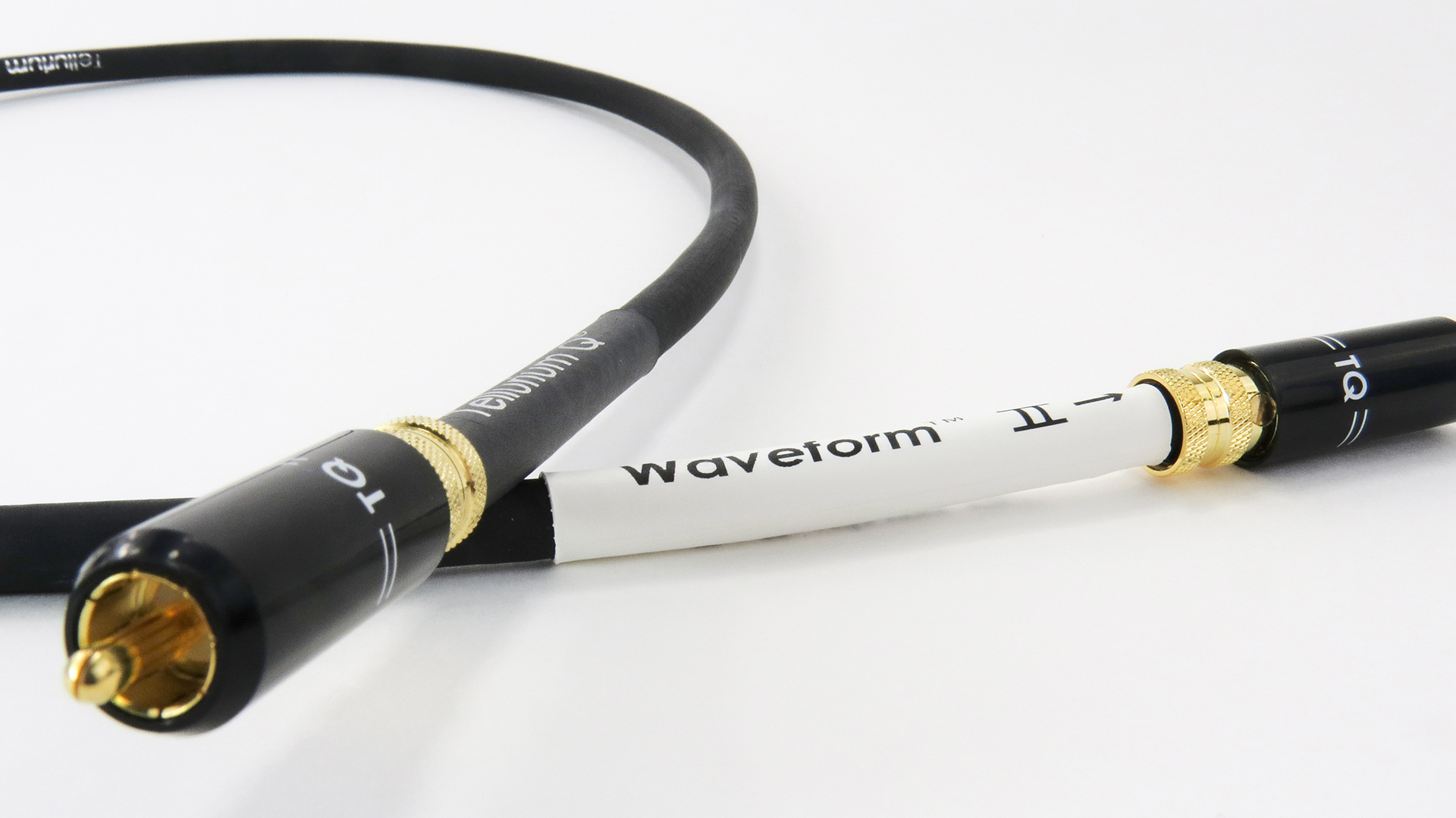 Tellurium Q | Black | Digital Waveform™ II RCA