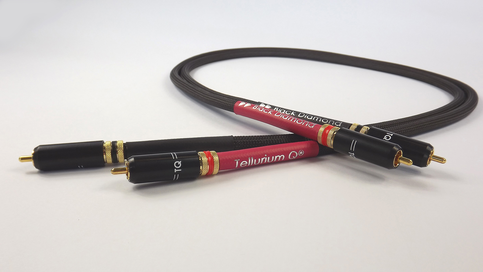 Tellurium Q | Black Diamond | Interconnect RCA