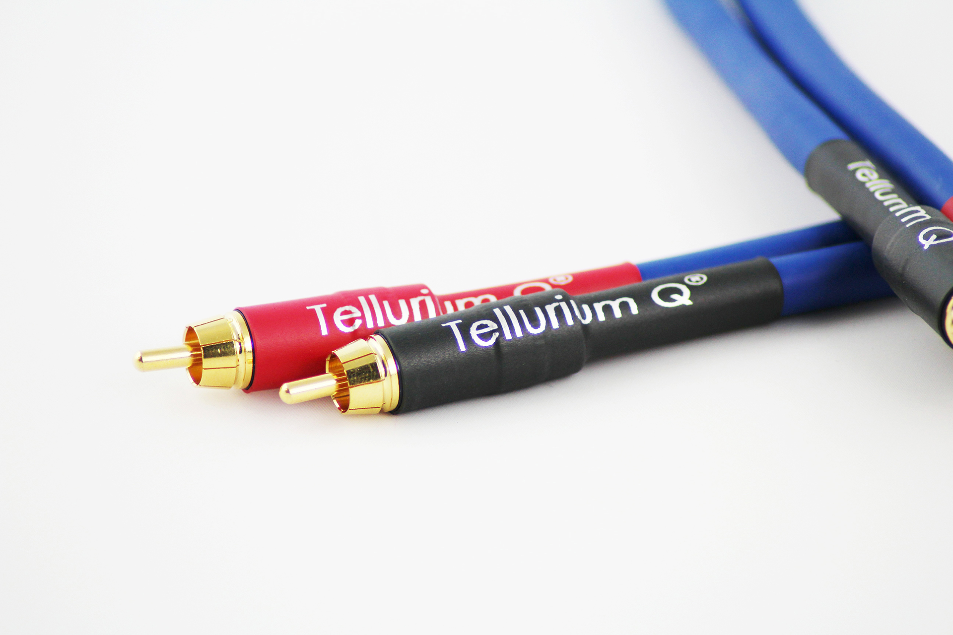 Tellurium Q | Blue | Interconnect RCA