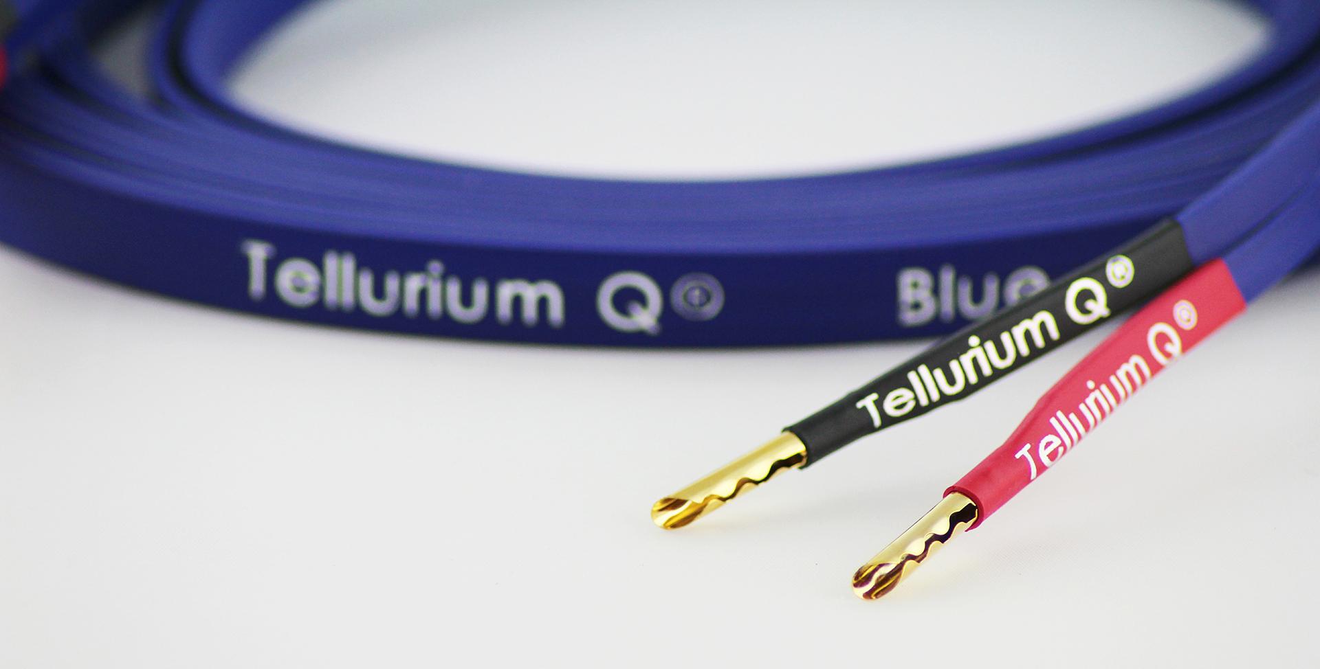 Tellurium Q | Blue | Lautsprecher Kabel