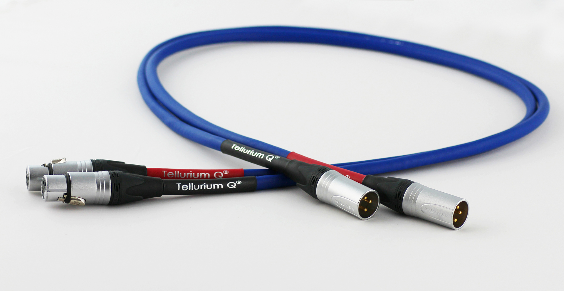Tellurium Q | Blue | Interconnect XLR
