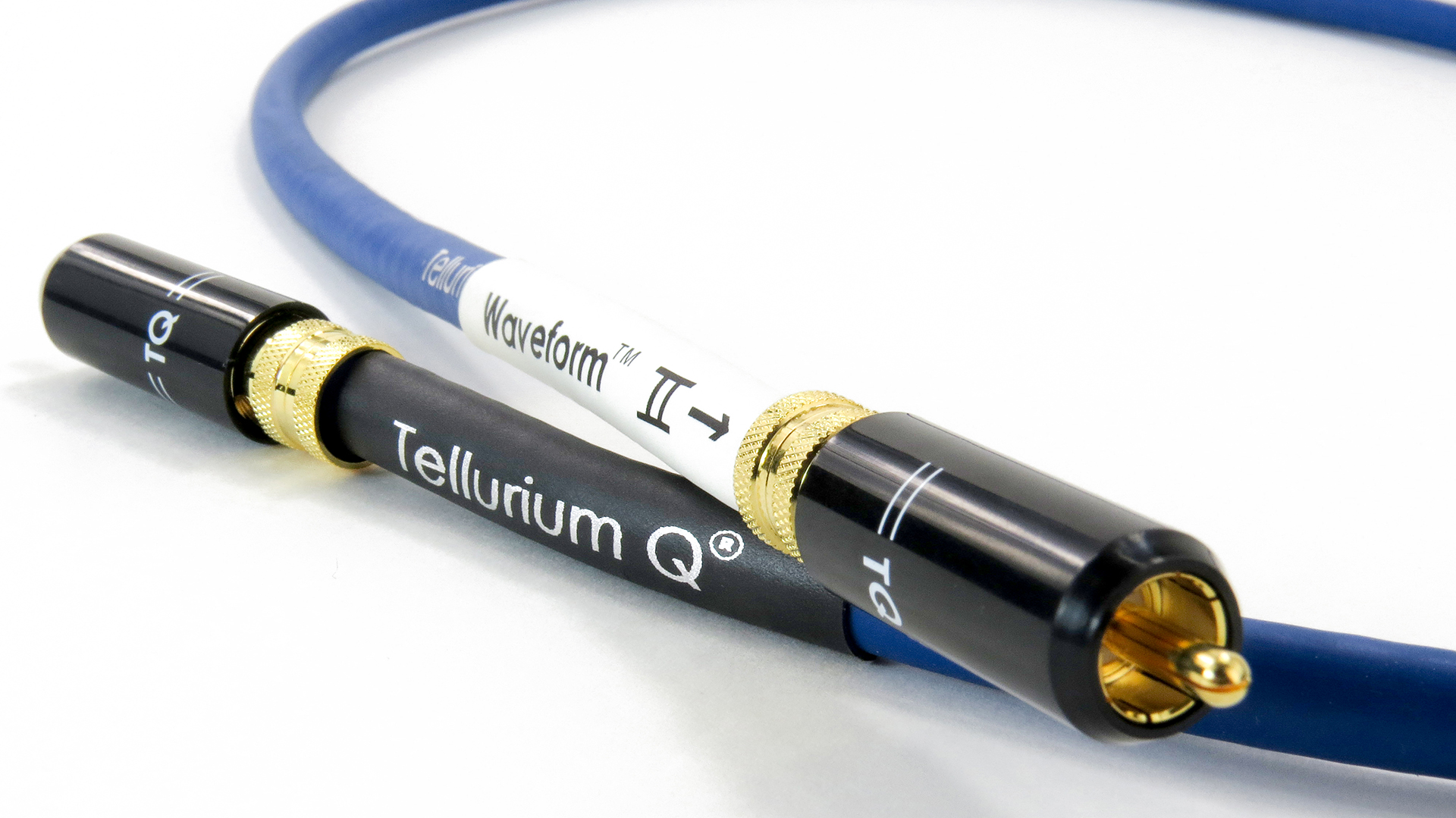 Tellurium Q | Blue | Waveform™ II Digital RCA Kabel