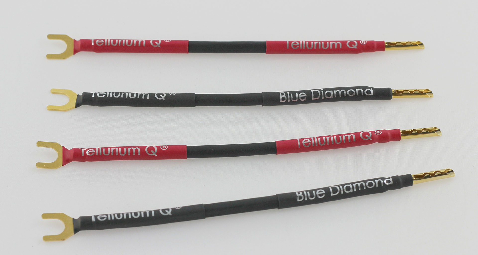 Tellurium Q | Blue Diamond | Jumper Kabel