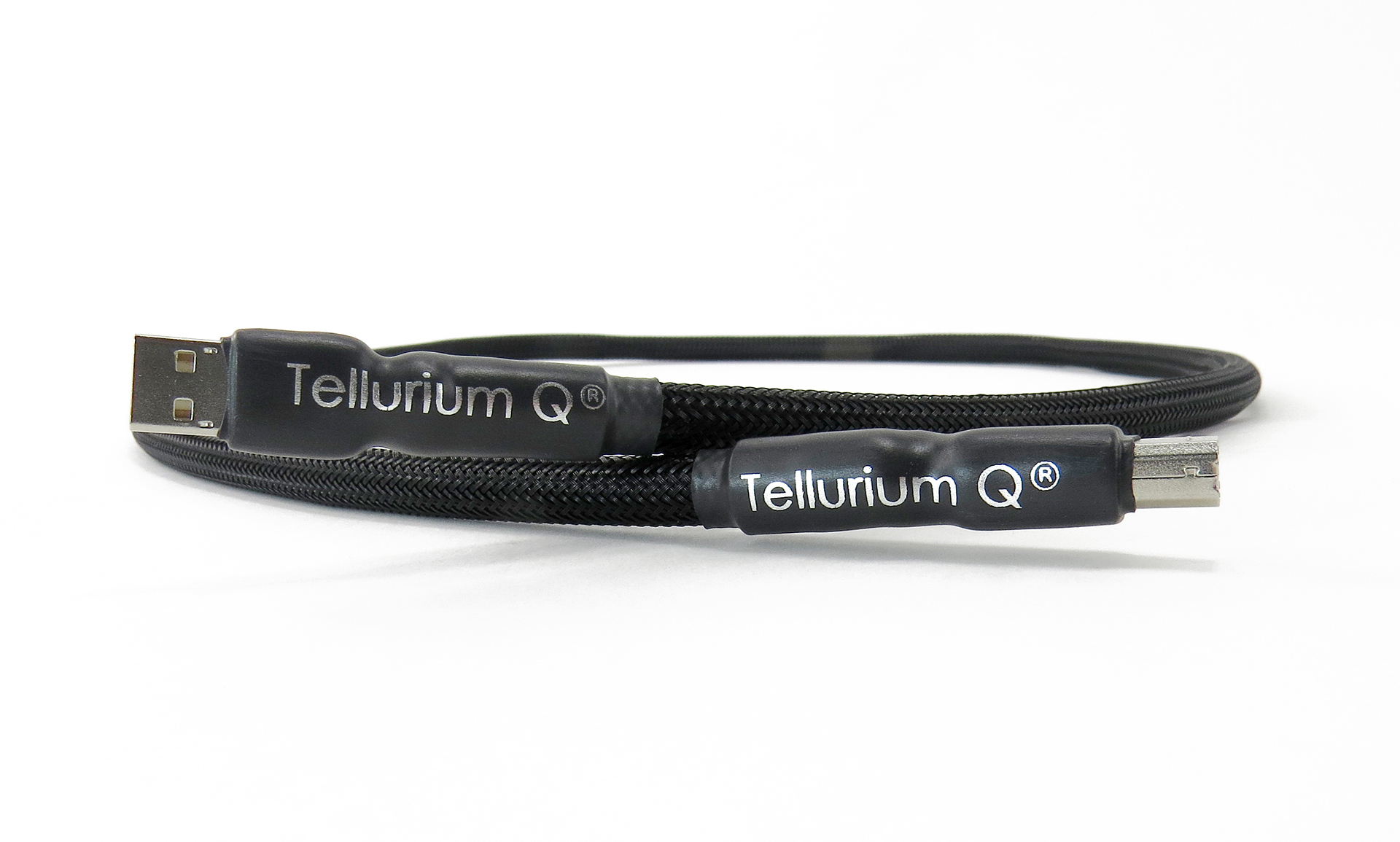 Tellurium Q | Black | USB Kabel