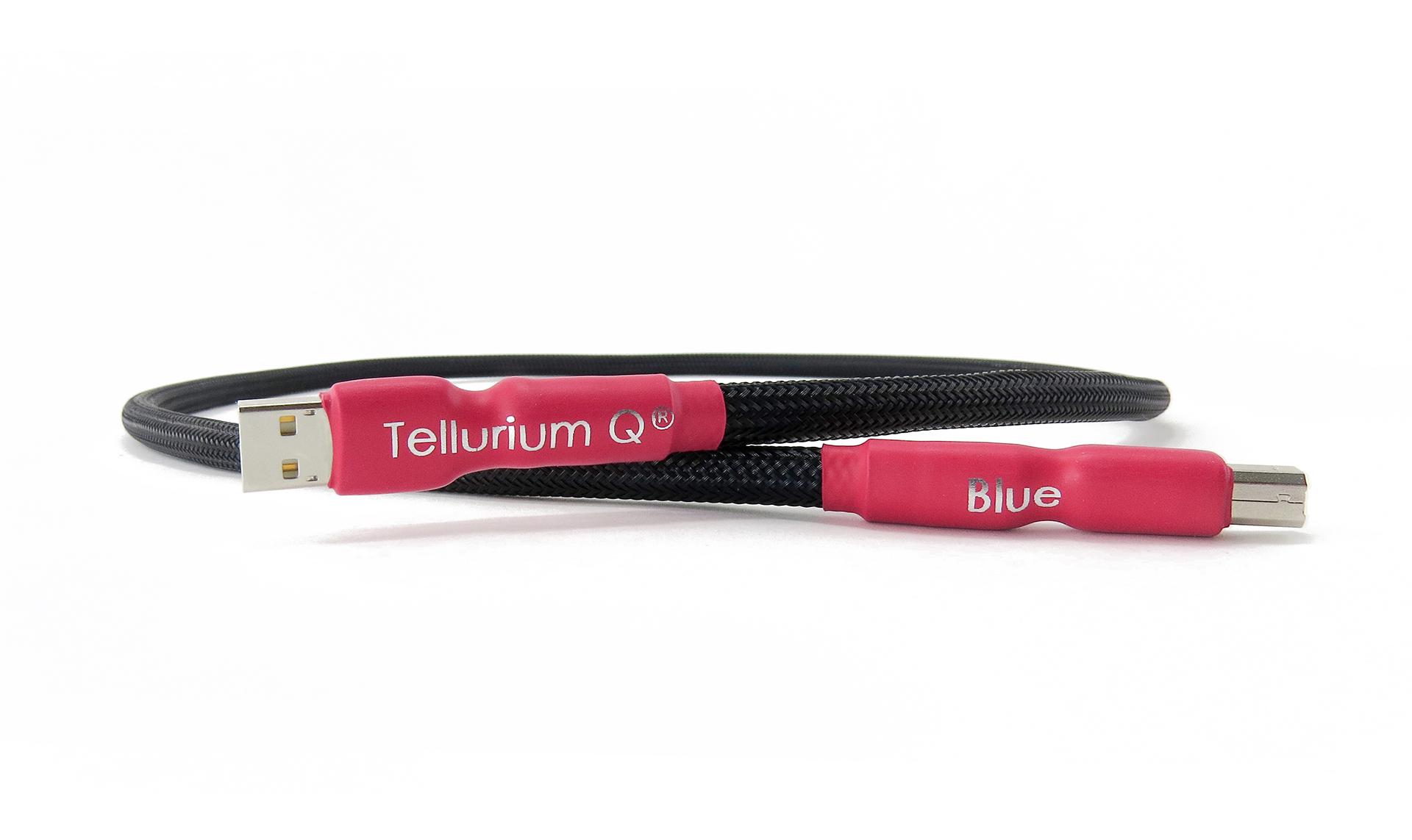 Tellurium Q | Blue | USB Kabel