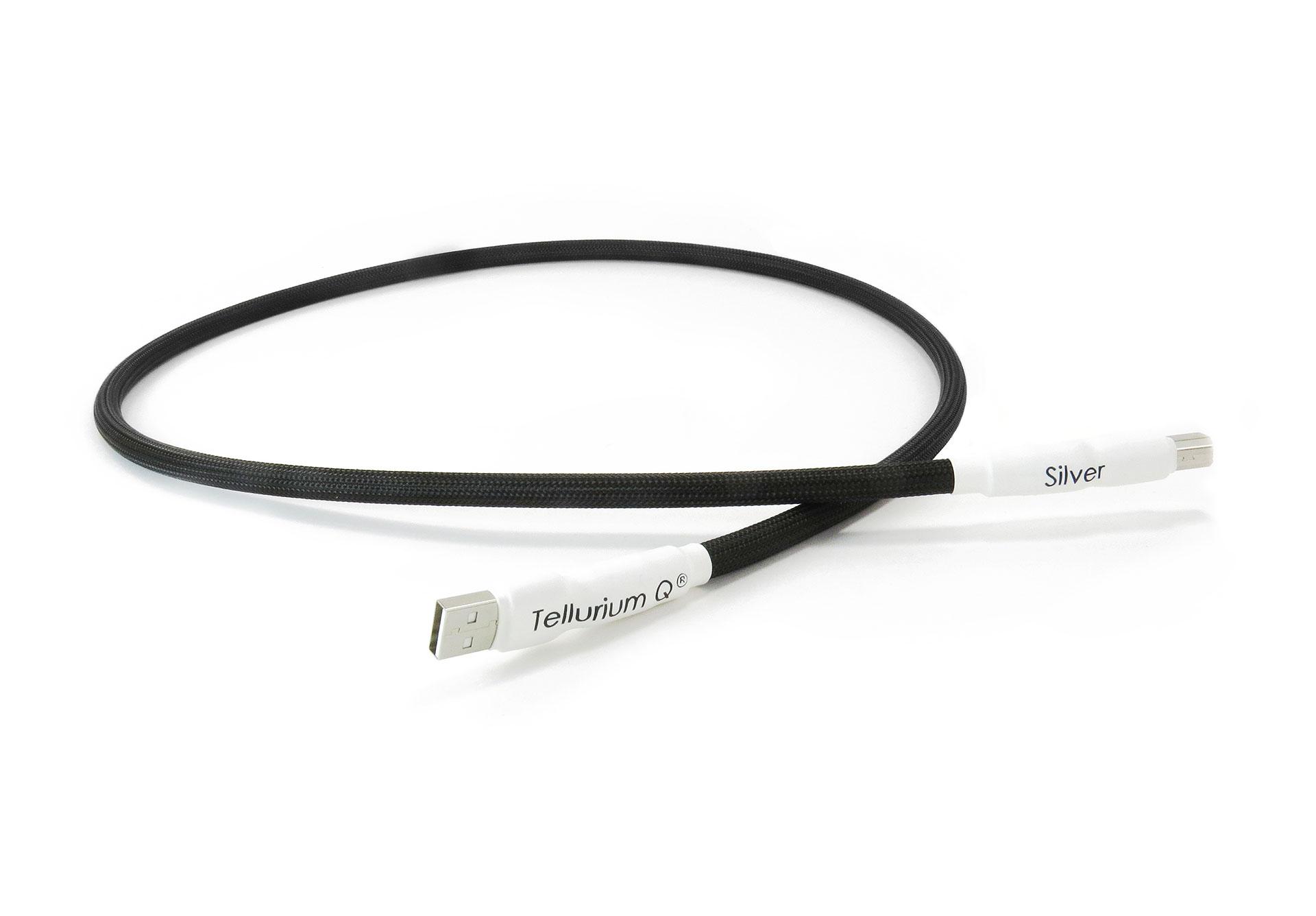 Tellurium Q | Silver | USB Kabel