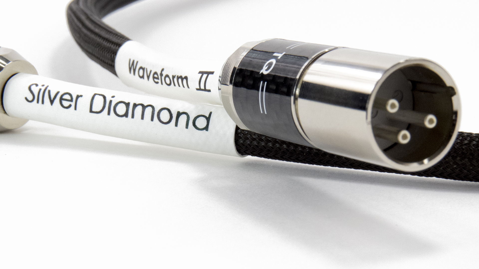 Tellurium Q | Silver Diamond | Digital Waveform™ II XLR