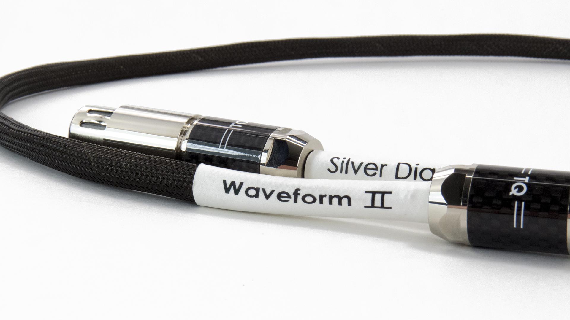 Tellurium Q | Silver Diamond | Digital Waveform™ II XLR