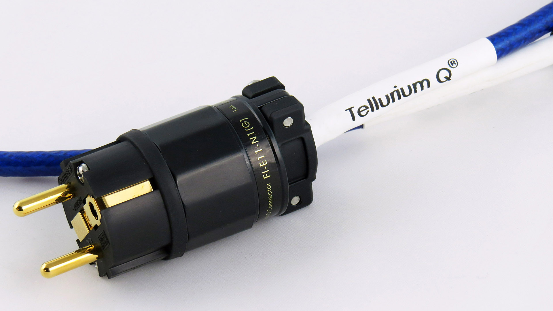 Tellurium Q | Ultra Blue | Netzkabel