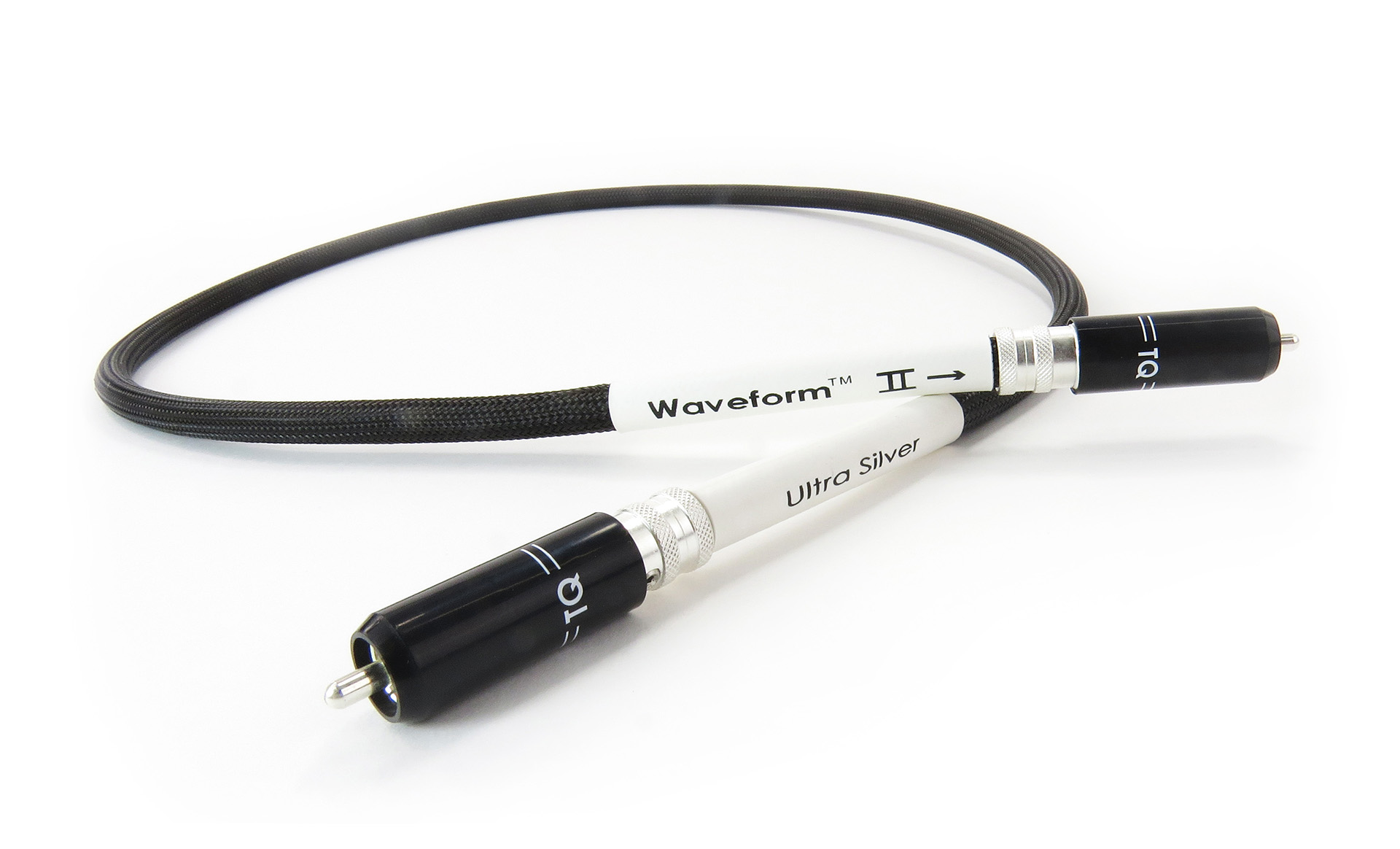 Tellurium Q | Ultra Silver | Digital Waveform™ II RCA