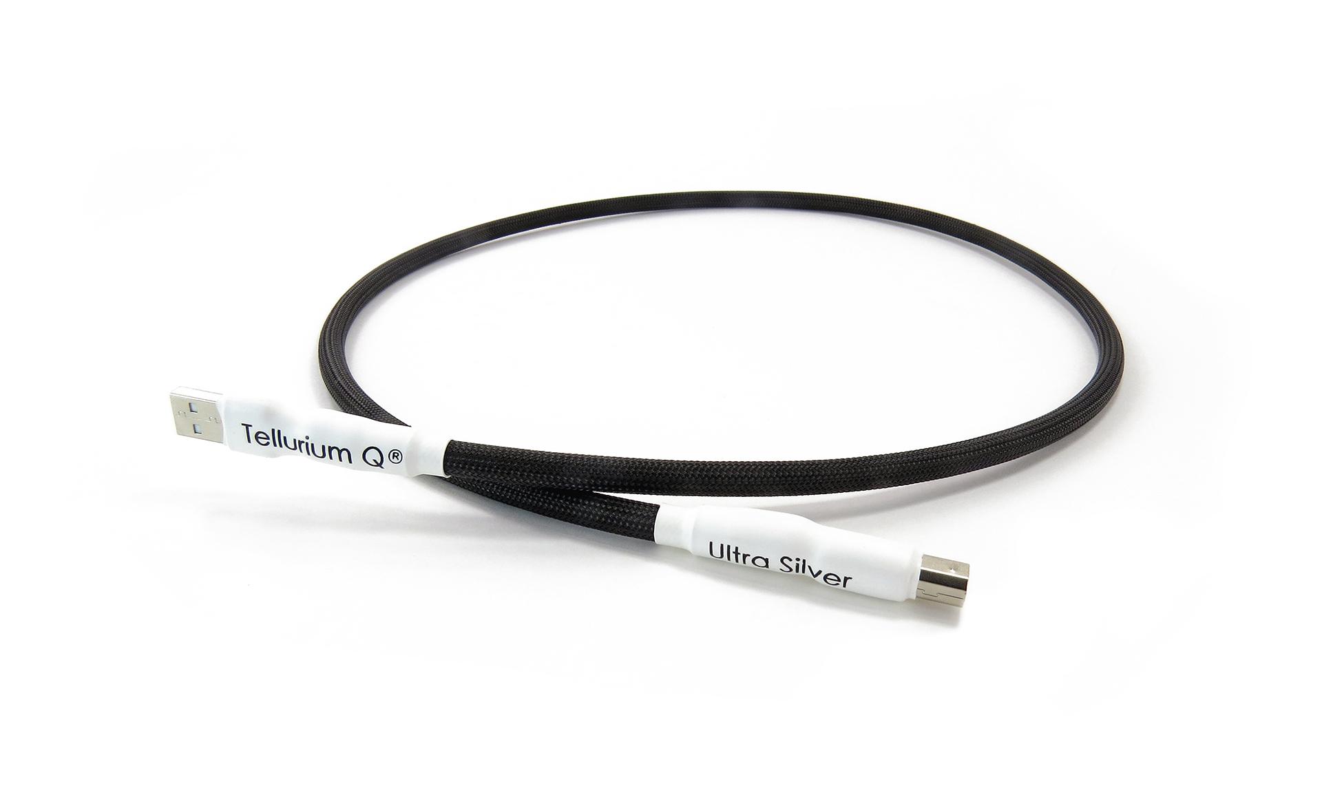 Tellurium Q | Ultra Silver | USB Kabel