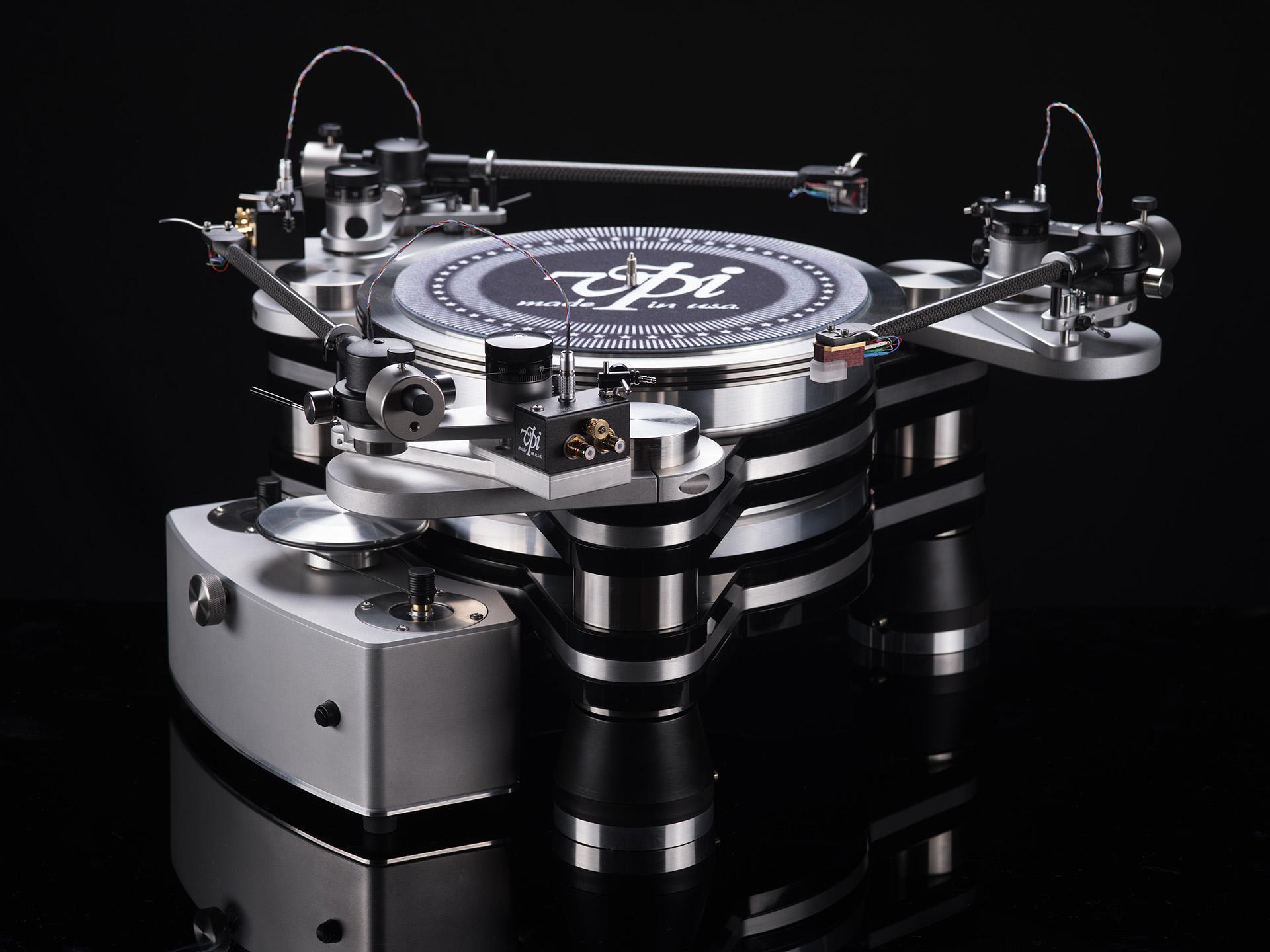 VPI Industries | Plattenspieler | Titan