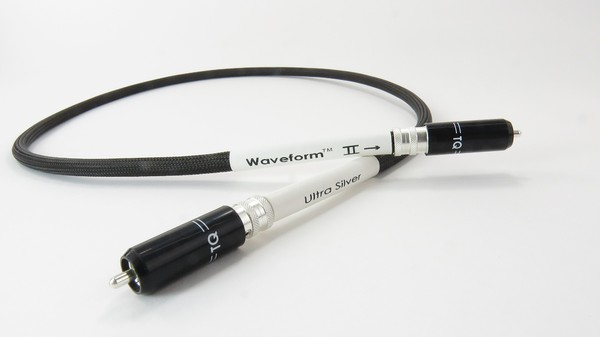 Tellurium Q - Neues Digital Kabel - Ultra Silver Digital RCA (Waveform II) - Test in Mono And Stereo