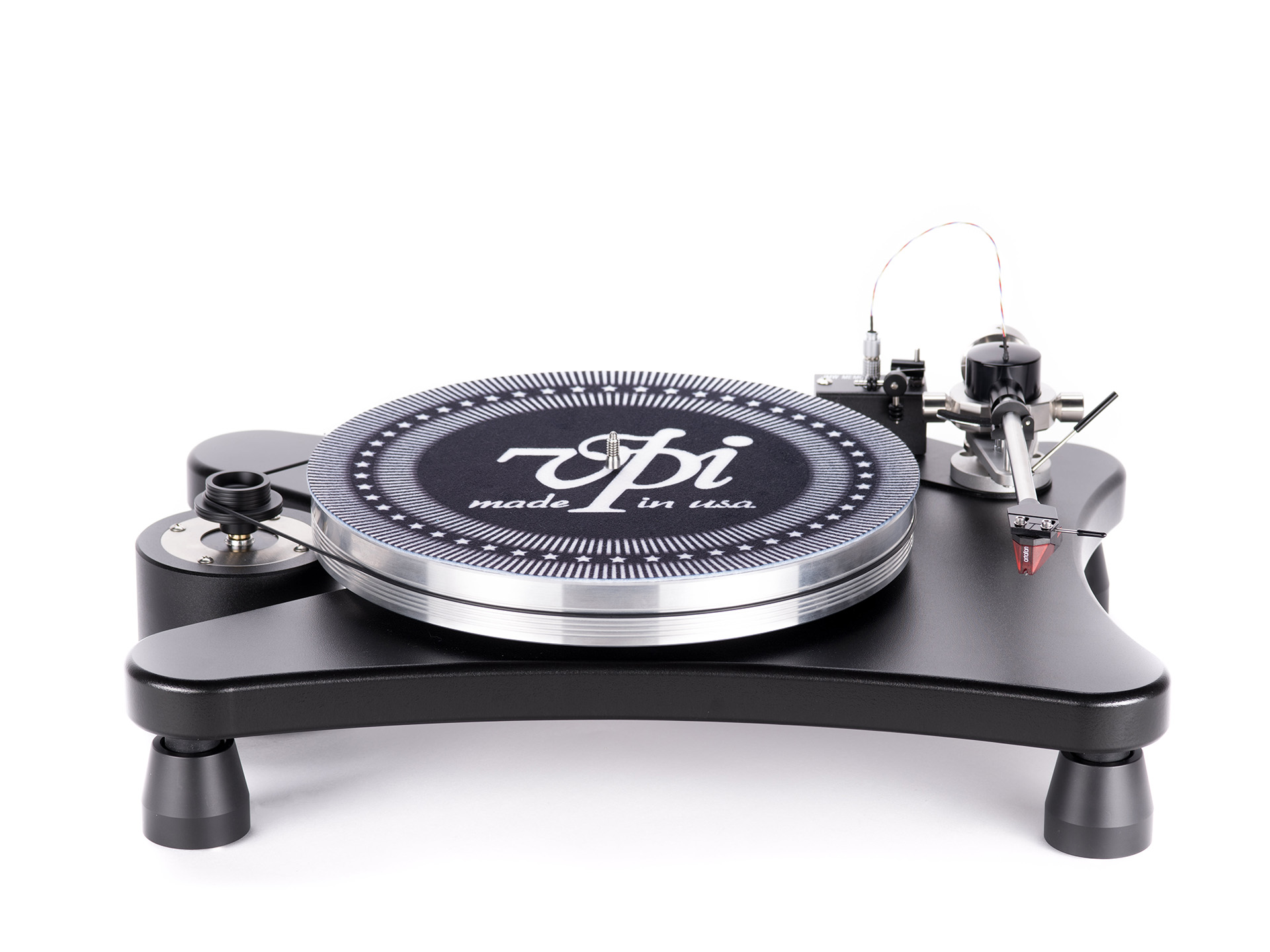 VPI Scout - Stereophile - 2017 Joint Analog Component of the Year