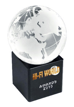 hifiworld award 2015